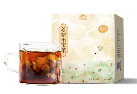 参杞五宝茶