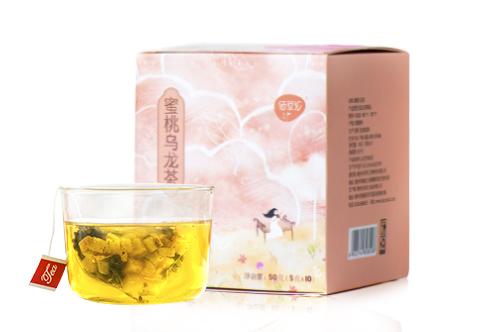 蜜桃乌龙茶